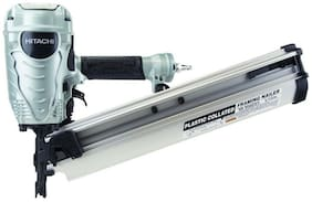 Hitachi NR90AE (S1) Round Head 2-Inch to 3-1/2-Inch Framing Nailer New Retail.