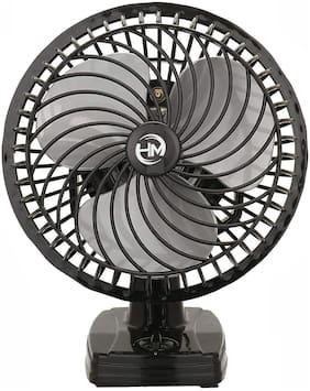 HM 9INCH-AP 300 mm Table Fan - Black