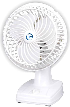 HM 9INCH-AP 300 mm Table Fan - White