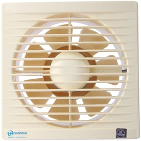 HM Pure Copper 6 Inch 150Mm Exhaust Fan For Room (Ivory)