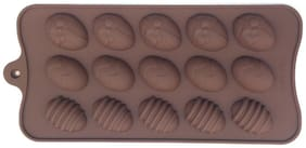 Hojo Silicone Chocolate Mould Ice Mould Chocolate Decorating Mould (Food Grade Shape)