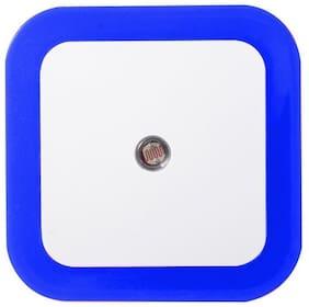 Hojo Square Auto LED Night Light Induction Sensor Control Bedroom Night Lights, Beautiful Night Lamp