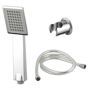 Home Decor Royal Bath Abs Handheld Shower with Brass tube and Hook