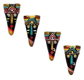 New Life Terracotta Handicraft ( Set of 4 )