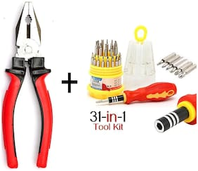Kaltron 31 In 1 Magnetic Toolkit With Plier