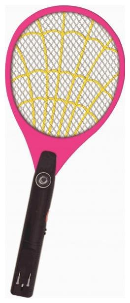 Home Recharable Electric Insect Killer Mosquito Racket For Mosquito with led (color and design may vary)