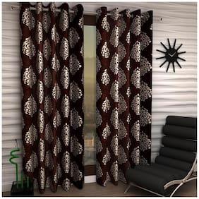 Home Sizzler Supremo 1 PC Curtain