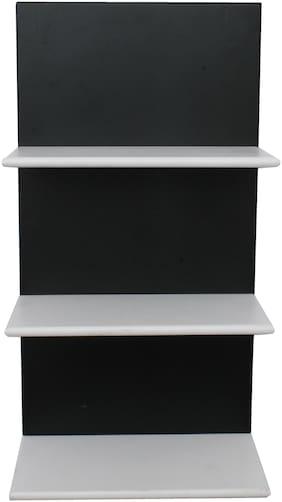 Home Sparkle 3 Tier Wall Shelf