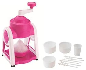 Home Turf Ice Gola Slush Maker Pink