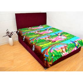 Homefab India Soft Single Bed AC Blanket