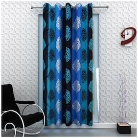 Homely Single Door Curtain - 7 Ft