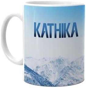 Hot Muggs Me Skies Mug - Kathika Ceramic;315ml;1 Unit