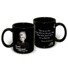 Hot Muggs Swami Vivekananda Quote On Ideas Inspirational Mug