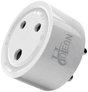 Hoteon Mini Smart Plug Outlet Socket Compatible with Alexa Google Assistant No Hub Required Control Your Devices from Anywhere