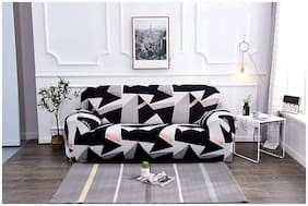 House of Quirk Universal Sofa Cover Big Elasticity Cover for Couch Flexible Stretch Sofa Slipcover