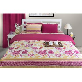 House This 210 Tc Berry 1 Double Comforter