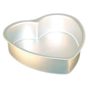 Hua You Aluminium Cake Baking Mould Heart Shaped