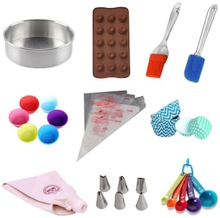 Hua You Cake Chocolate Cupcake Mould Bakeware Combo