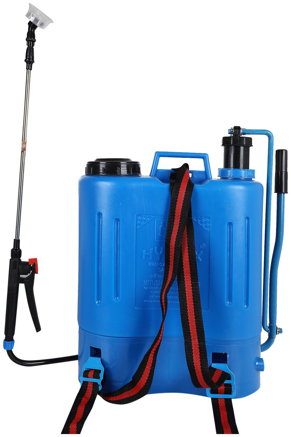 Hymax 16 L_Sprayer 16 L Backpack Pressure Sprayer  Pack of 1  by Skitter
