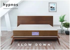Hypnos Panorama Soft Top Memory foam Mattress Beige 72X30X5