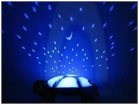 IBS Night Stars Sky Constellations Led Child 1 Sleeping Projector Night Lamp (9 cm;Multicolor)
