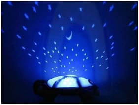 IBS Night Stars Sky Constellations Led Child 43 Sleeping Projector Night Lamp (9 cm;Multicolor)