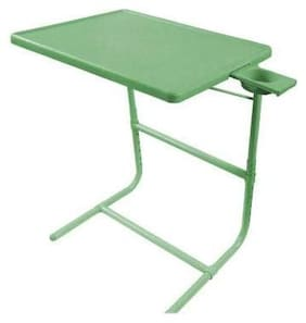 Ibs Tablemate Platinum Double Plastic Portable Laptop Table (Green)