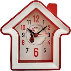 Iconic Quartz Alarm Clock