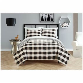 Idea Nouva Checkered Bed in A Bag, Twin XL, Multi
