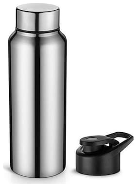 Pexpo 750 ml Stainless Steel Silver Water Bottles - Set of 1