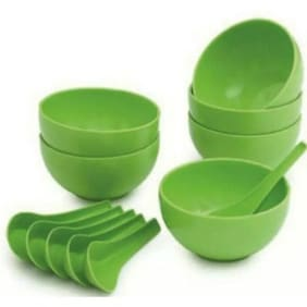 iHomes Soup Bowl set of 6 And Spoon Set of 6