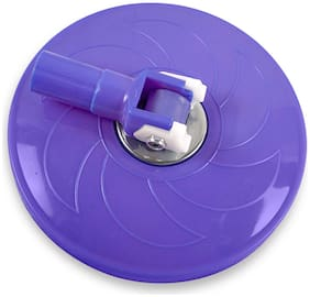 Imaxx Plastic Spin Mop Disk Only (Purple)