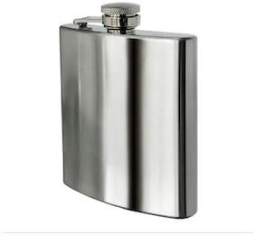 Imported Wine Holder / Whiskey Holder / Liquor Holder Stainless Steel Hip Flask