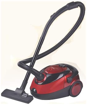 Inalsa EASY CLEAN Dry Vacuum Cleaner ( Red )