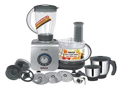 Inalsa Food Processor Maxie Premia 800W (New Arrival 2016)