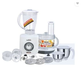 Inalsa Maxie marvel 800 w Food Processor ( White )