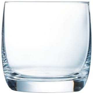 Incrizma Glass for Night Water Set - Pack of 2  310 ml