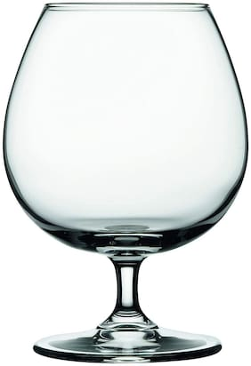 Incrizma Large Crystal Brandy Glasses Set of 2 - Perfect for Brandy;Whisky;Baileys