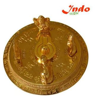Indoselection Shiv Family In Metal