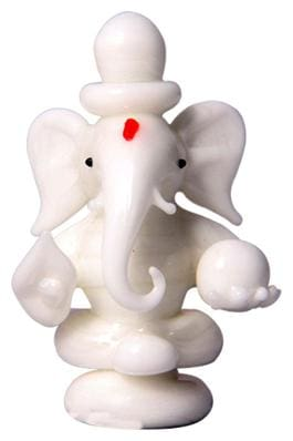 Indoselection Opal Glass Ganesh