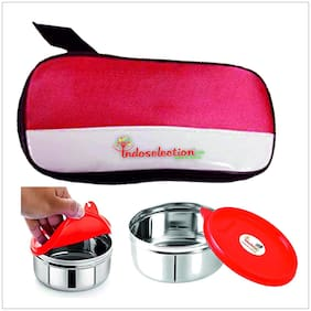 indoselection lunch box 2 container