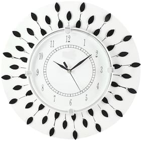 Ingo Creation Wood Analog Wall clock ( Set of 1 )
