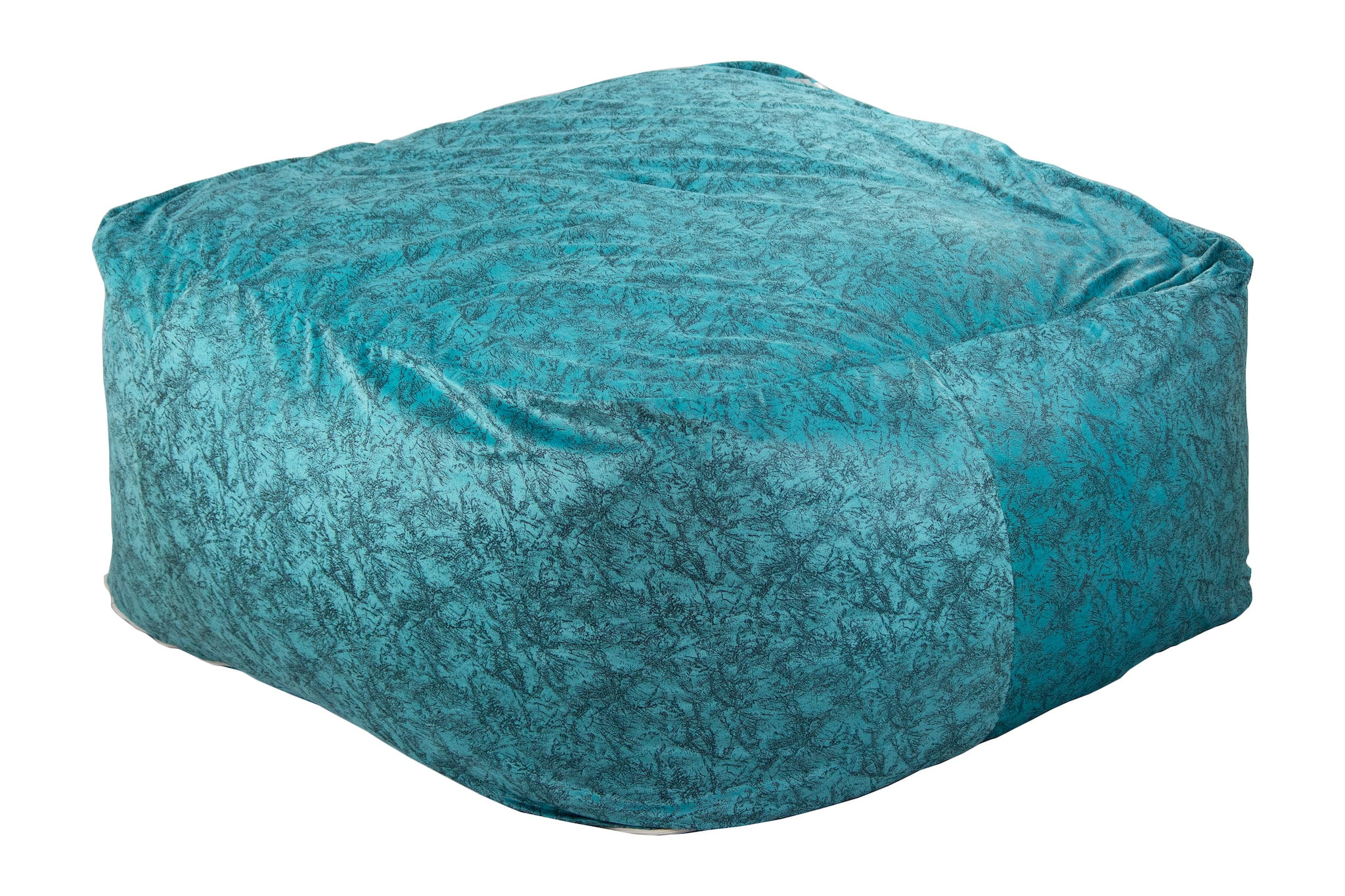 Ink craft Printed Bean Bag Chair: Large Beanbag Chair cover only for...