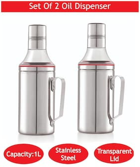 Innowink Desire Oil Dispenser With Handle (1000 ml)