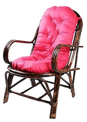 Ira Furniture Rattan Easy Chair With Cushion