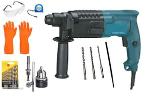 ISC Tiger 20mm 600W Heavy Duty Rotary Hammer Machine with Combo
