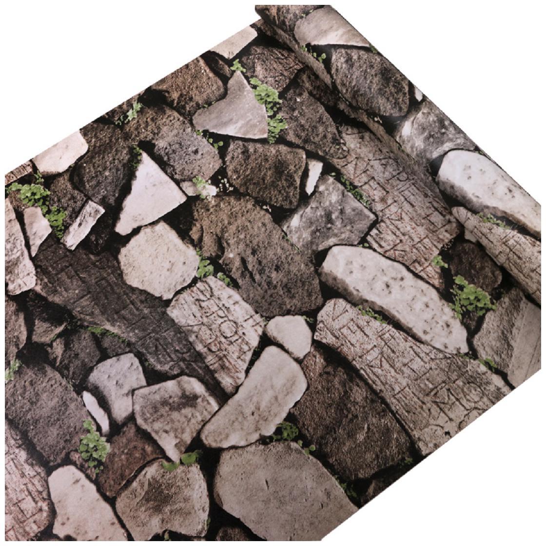 Buy Jaamso Royals Waterproof Self Adhesive White Grey Brick Pattern Peel Stick Wallpaper Brick Contact Paper Backsplash Sticker Shelf Liner Removable Door Vinyl Flooring Online At Low Prices In India Paytmmall Com