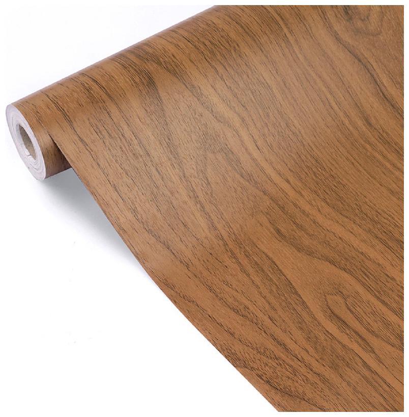 Jaamso Royals Faux Wood Grain Contact Paper Vinyl Self Adhesive Shelf Drawer...