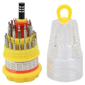 Other Criteria Jackly 31 In 1 Multi-Utility Magnetic Standard Screwdriver Set