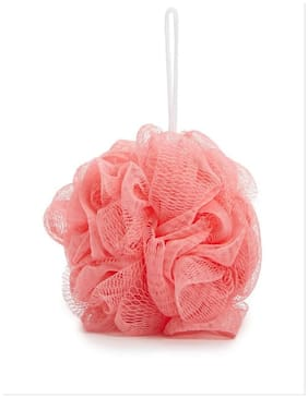 JAGGIS BATHING BODY CLEANSING SPONG SCRUBBER SET OF 1 ASSORTED COLOUR.
